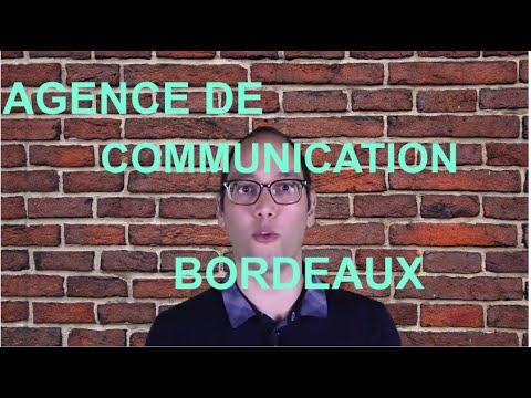 Agence de communication bordeaux