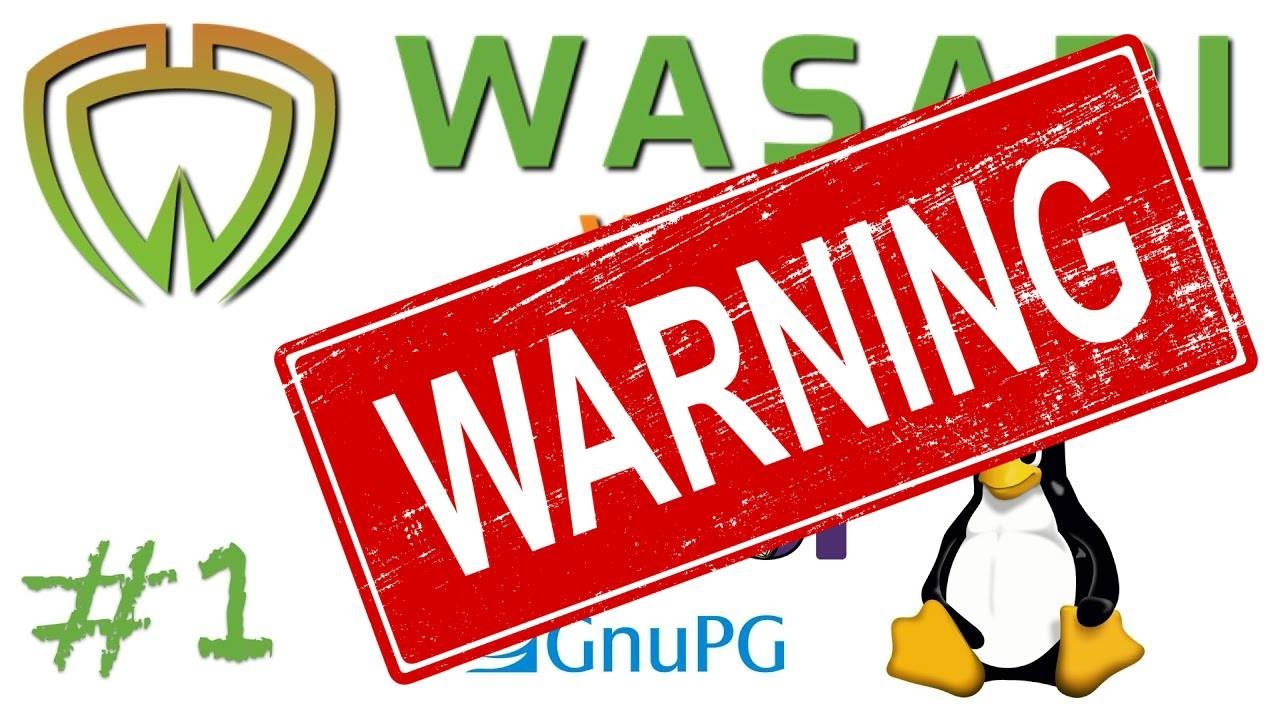 Wasabi wallet - 1 Download & Setup (Linux)