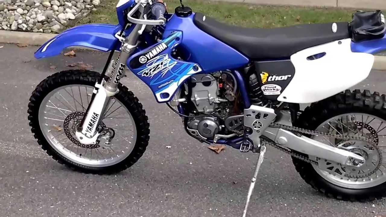 Yamaha Wrf Tire Size