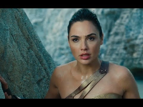Wonder Woman | Beach Battle | HD