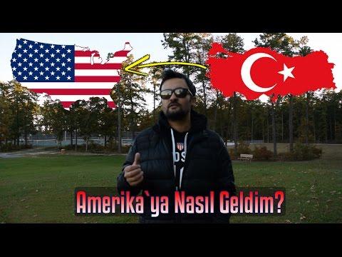 Amerika`ya Nasıl Geldim? Hangi Vizeyi Aldım?