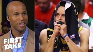 Download The Splash Brothers bought the Warriors time, not the series - Richard Jefferson | First Take Mp3 and Videos