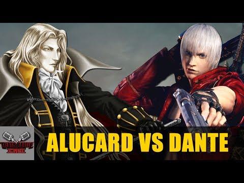 Alucard VS Dante | DEATH BATTLE Cast