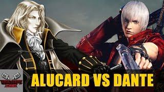 Alucard VS Dante   DEATH BATTLE Cast thumbnail