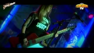 AqME - Epithète, Dominion, Epitaphe - live Enorme TV