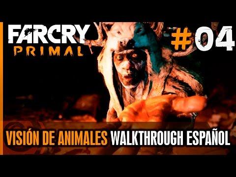 Far Cry Primal | Walkthrough Español Guía | Visión de Animales [Gameplay]