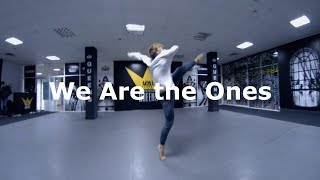 [additional groups] We Are the Ones - Son Lux / Denis Lishin Choreography