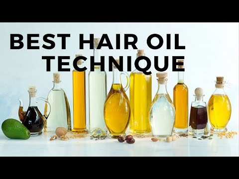 best-hair-oiling-technique-|reduce-hair-fall-|-बालों-को-oil-करने-का-सही-तरीका-how-to-apply-hair-oil|