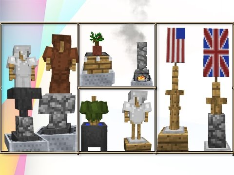 Awesome Minecraft Decoration Build Tips & Tricks!