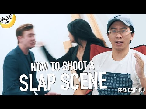 How To Shoot A Slap