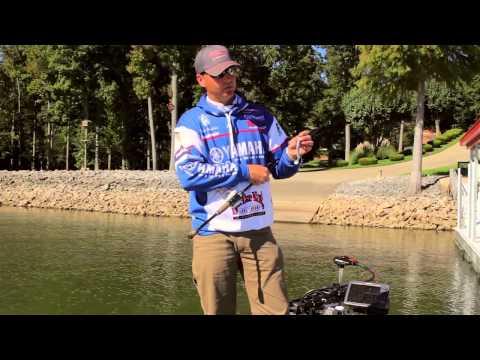 Fishing and Rigging Swimbaits (Strike King Swim'n Caffeine Shad)