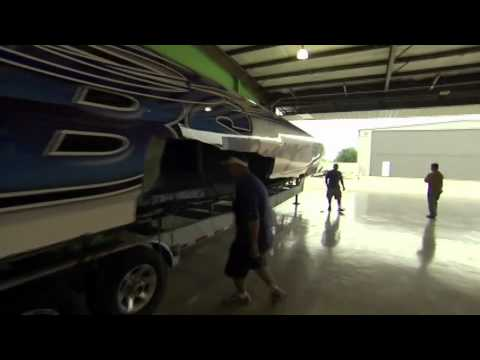 Joe Skrocki Worlds Fastest Offshore Race Boat TV show