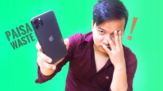 Don't Buy iPhone 11 Pro Max Before Watching This Video   Review ❗️