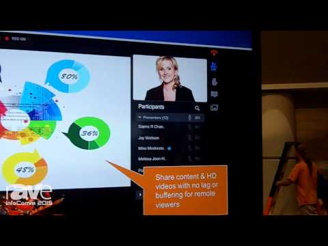 InfoComm 2015: Blue Jeans Network Shows Off Primetime for Interactive Video Communication