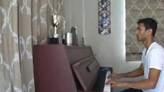 Aaja Ve Mahiya Piano Cover