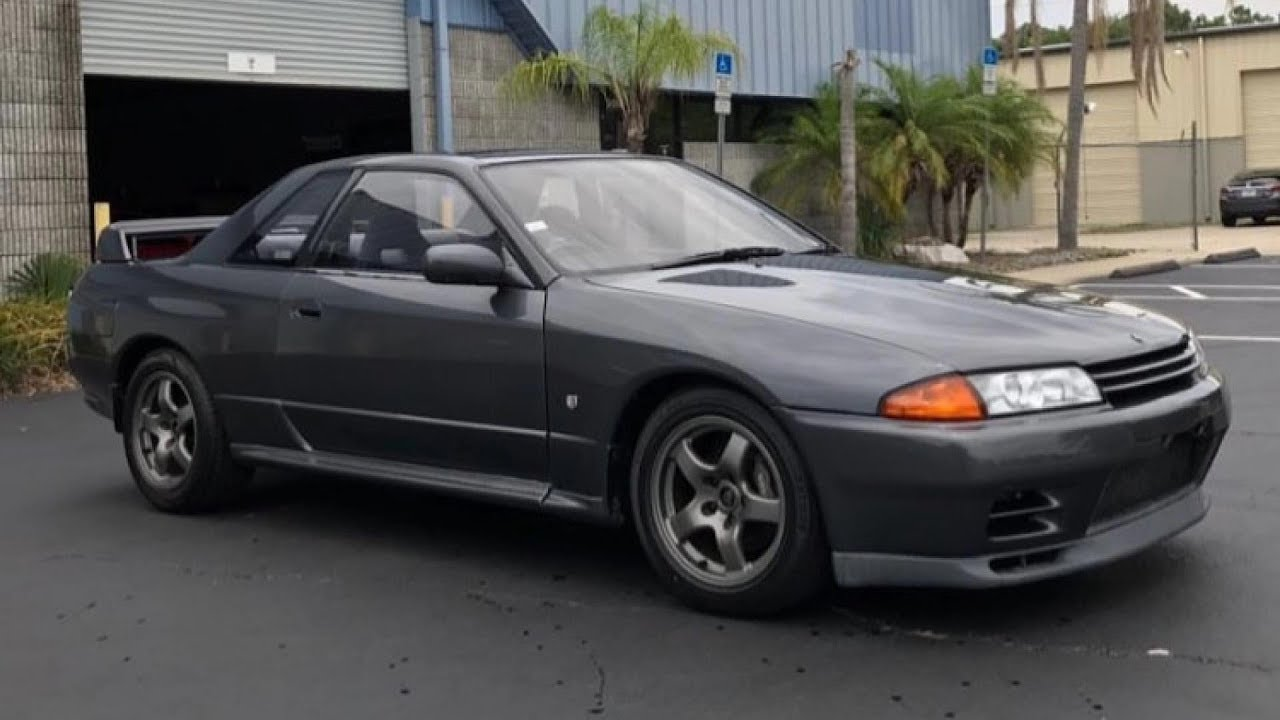 IMPORT A GTR R32 STRAIGHT FROM JAPAN - YouTube