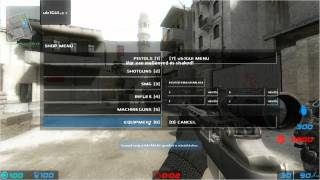 Counter Strike Source (Extreme) [HD] gameplay