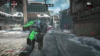 Gears of War 4 clips (part 2)