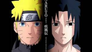 Naruto Shippuuden Sountrack (Man of the world)