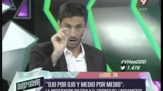 """Víctor Hugo Morales en """"Duro de Domar"""" - 01/04/2014 - Parte uno"""