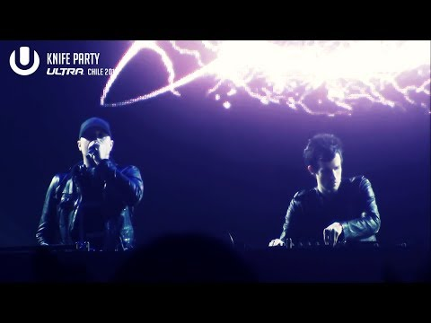 Knife Party - Ultra Chile, 2013