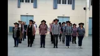 Little Kiss Me Honey Line Dance