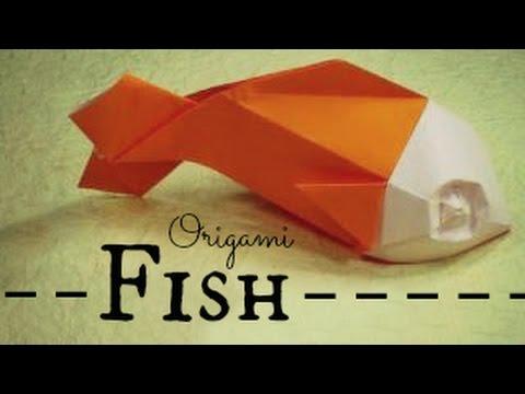 Origami Fish and Sea Creatures | 360x480