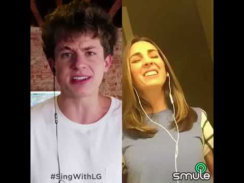 Charlie Puth - ATTENTION (Smule Duet)