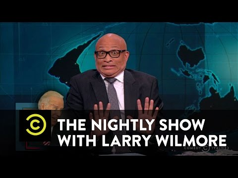The Nightly Show - 1/13/16 in :60 Seconds
