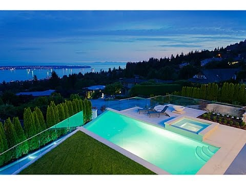 Download Youtube: Dream Homes: $12 million West Vancouver Mansion and Squamish Castle