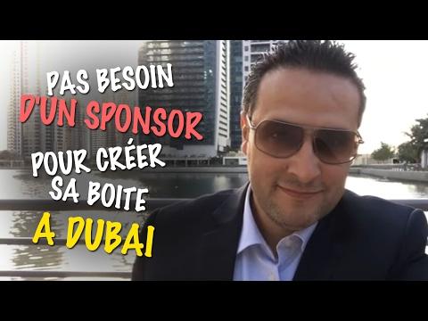 Pas besoin d'un sponsor pour créer sa boite a Dubai + Webinaire ce dimanche : 12 Février 2017