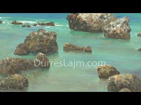 Durrësi dhe deti, muzat e 50 piktorëve të njohur