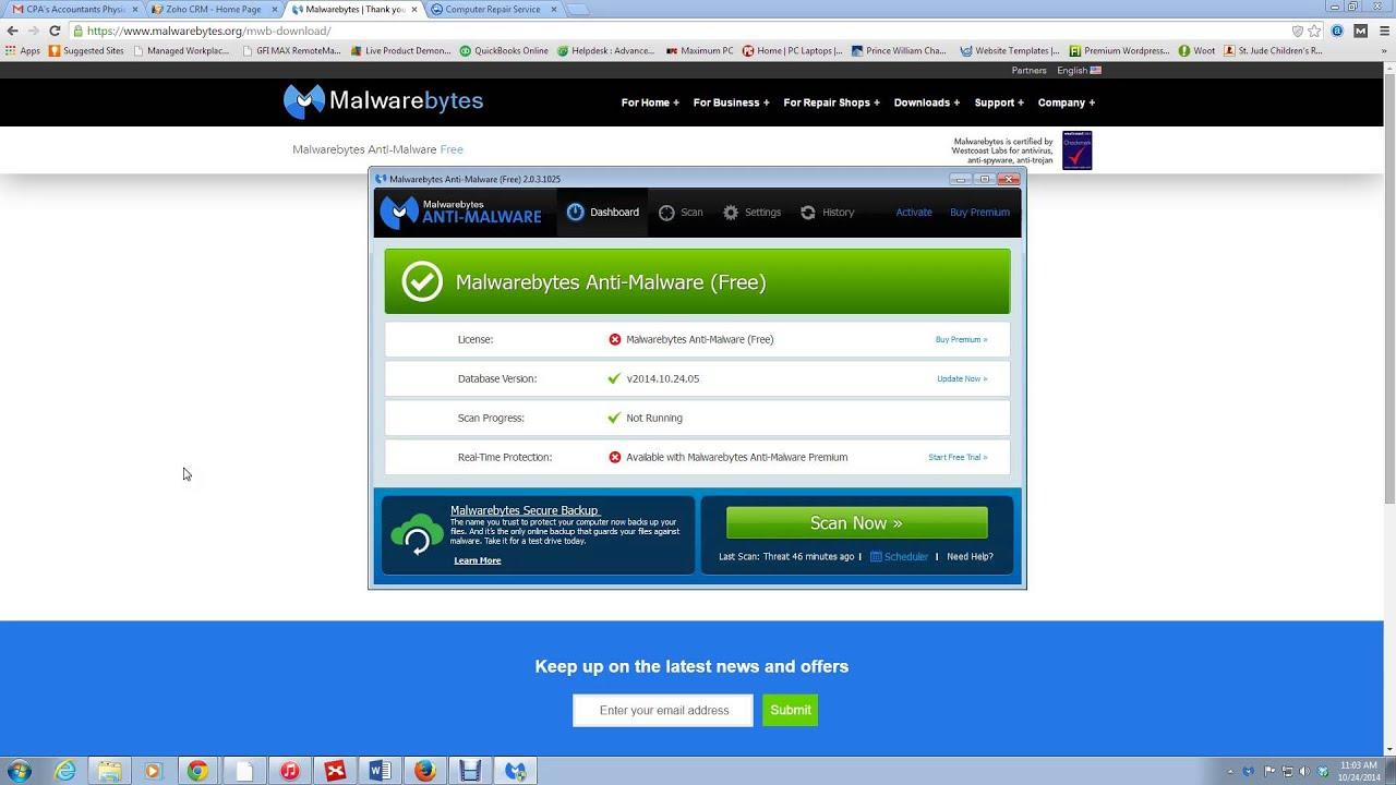 is malwarebytes safe to use