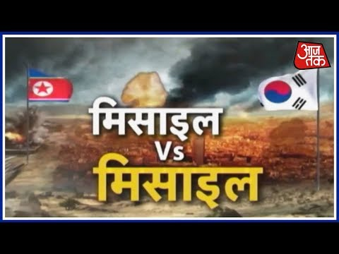 Vardaat:Kim Jong Un Fires a Ballistic Missile Challenging Donald Trump