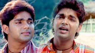 Pawan Singh Sad Song - लोर अखिया से बहे - Jab Kehu Dil Me Sama Jala - Bhojpuri Sad Movie Song