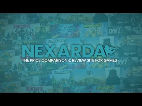 This is NEXARDA.COM - The Price Comparison Site For Video Games
