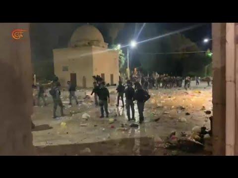 تغطية خاصة | آخر التطورات في المسجد الأقصى | 2021-05-07