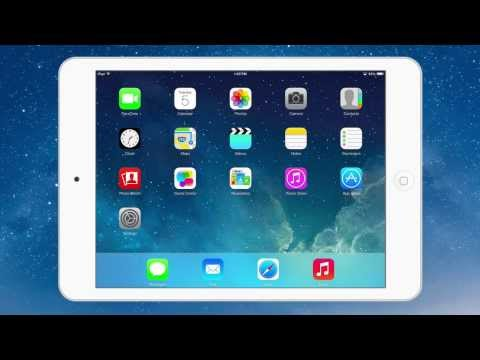 How to make new email file on ipad