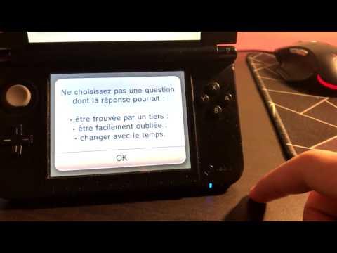 DÉSACTIVER LE CONTRÔLE PARENTAL SUR UNE 3DS