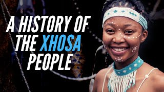 A History Of The Xhosa People