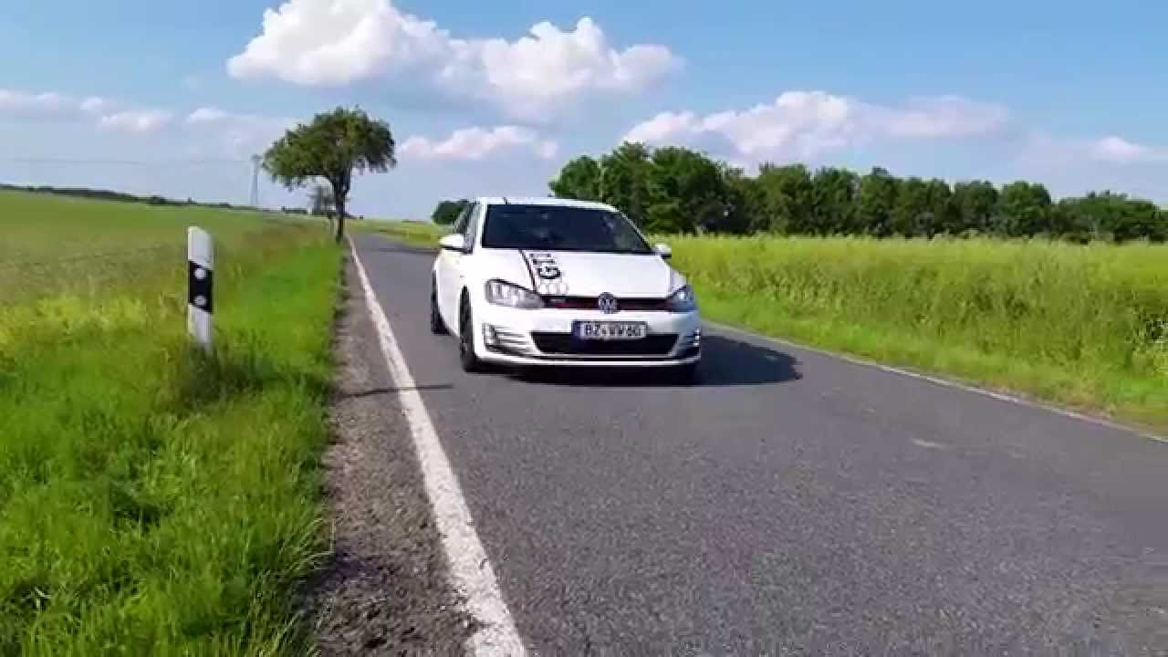 golf 7 gti performance remus exhaust youtube. Black Bedroom Furniture Sets. Home Design Ideas