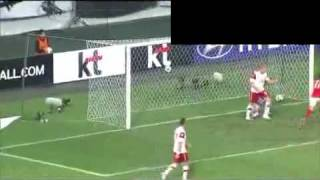 arsenal player ju young park s goal s korea vs poland