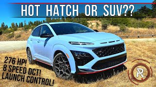 The 2022 Hyundai Kona N Is An Exciting New Sport Utility Hot Hatch