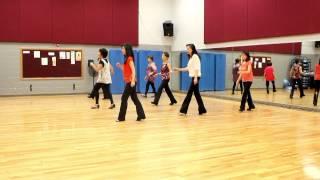 One More Night - Line Dance (Dance & Teach in English & 中文)