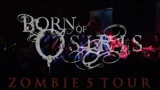 Born Of Osiris - FULL SET LIVE [HD] - Zombie 5 Tour 2015 thumbnail