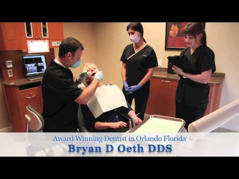 Bryan D. Oeth, DMD Dentist, Lake Mary, FL | FloridaDoctorAwards