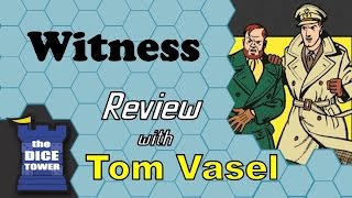 Witness Review - with Tom Vasel