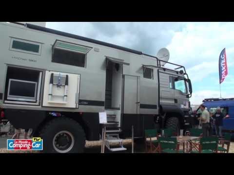 Action Mobil Atacama 5800: un camion tout-terrain exceptionnel