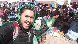 Cosas Nuevas, Usadas y Robadas | Así es la feria MÁS GRANDE de Bolivia