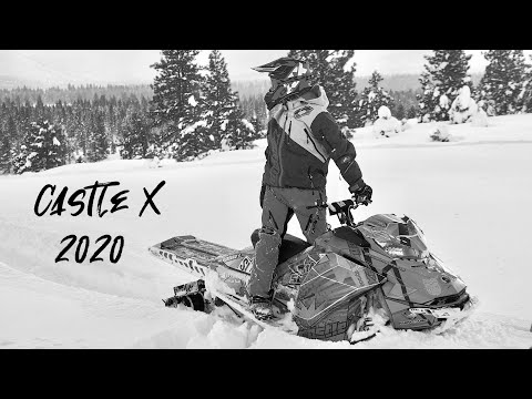 Castle X Toddler Platform Mitt snowmobile